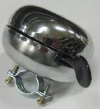 Bel Gazelle dingdong chroom 80mm