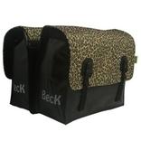 Dubbele Tas Beck Classic Panter Luipaard