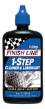 OLIE FINISH CLEAN & LUBE 1 STEP FLACON 120ML