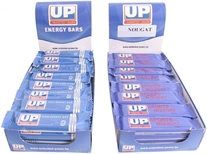 UP High Energy Bar Nougat - 40gram - Doos a 32 stuks