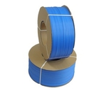Strappingband pp zwart 12 mm x 3000 meter (1 rol)