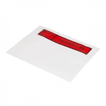 "Documenthoesjes ""Document enclosed"" 220x110mm (1000 stuks)"