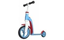 Scoot&Ride Highway Baby Loopfiets/Step Blauw/Rood