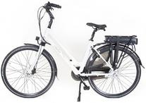 "Veldia City E-Bike 28"" met Nexus 8 naaf - inclusief 10,4 ah accu - 54cm - wit"