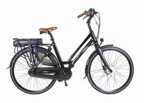 "Veldia City E-Bike 28"" met Nexus 8 naaf - inclusief 10,4 ah accu - 49cm - zwart"