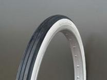 Buitenband Solex 1.75-19 (23x2) Solex zwart/wit Vredestein