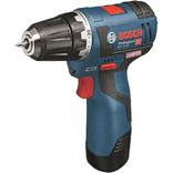 Bosch Prof schroefboormachine GSR 12 V20 incl 2x