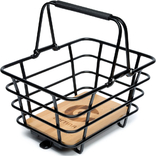 Cortina Delhi Basket Metal square Black Matt+AVS
