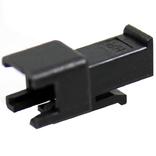 Cort stekker Ecomo 24V trapas/speedsensor