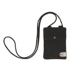 Cortina Tunis Phone Bag canv/leather Antra