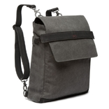 Cortina Munich Messenger Bag canv Antra