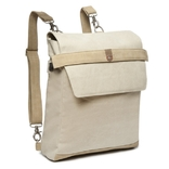 Cortina Munich Messenger Bag canv Sand
