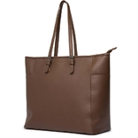 Cortina Milan Handbag PU-leather Brown