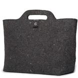 Cortina Sofia Shopper Bag Recycled textiel Bl/Antra
