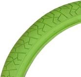 """Buitenband Freestyle 20x1.95"""" / 47-406 - groen met"""