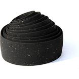 Bike Ribbon Stuurlint  cork gel zwart