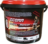 Banden Montage Wax Ecora 5L Zwart