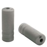 Kabelhoedje Elvedes Ø5,0mm PVC - zilver (150 stuks)