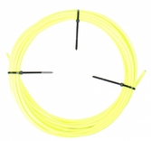 Schakel buitenkabel Elvedes met voering / Ø4,2mm - neon geel (30 meter in doos)