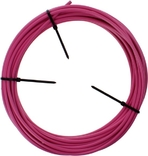 Schakel buitenkabel Elvedes met voering / Ø4,2mm - roze (30 meter in doos)