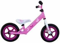 REBEL KIDZ LOOPFIETS Little Rebel Butterfly Pink