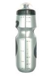 Bidon 600cc Zilver met anti-slip