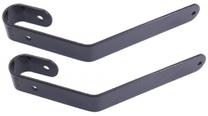 Stuurbeugelset Steco Comfort - glans zwart