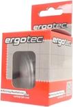 "Balhoofdset Ergotec A118SAK 1-1/8"" semi-geïntegreerd - zilver"