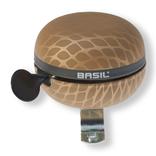Fietsbel Basil Noir Big Bell 60 mm - goud