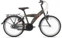 Jongensfiets Bike Fun Urban 20 Inch Remnaaf Kaki Green Matt