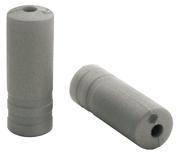 Kabelhoedje Elvedes Ø4,3mm PVC - zilver (150 stuks)
