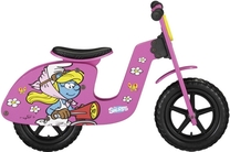 Loopfiets Scooter Smurf
