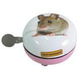 Niet verkeerd bel ding dong 80mm muis