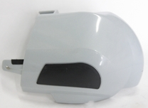 Kettingkast achterkapje Flowline 2 608 Pearl Grey