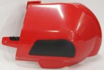 Kettingkast achterkapje Flowline 2 652 Fire Red