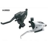 STI SET ACERA EF50 V-BRAKE 8-SPEED ZWART