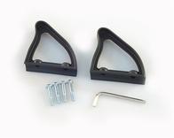 BURLEY Fietskaronderdeel  wiel beschermer kit 2010-2012