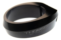 Thomson Zadelbuisklem thom 31.8 zwart