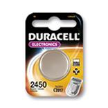 Duracell kaart batterij cr2450 lithium 3v (1)
