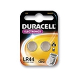 Duracell kaart batterij lr44 1.5v (2)