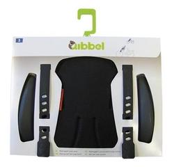 Qibbel Styling Set Luxe Achterzitje Zwart