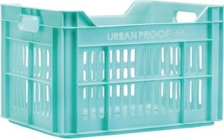 Urban Proof fietskrat 30 liter Ocean blue Recycled